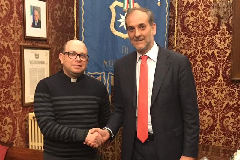 Villaciambra, il sindaco Capizzi concede area comunale in comodato d'uso alla parrocchia