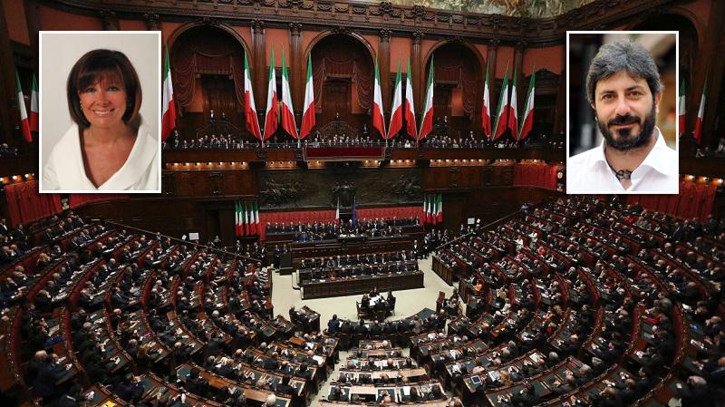 Parlamento ci sono i presidenti alla camera fico del m5s for Quanti sono i deputati alla camera