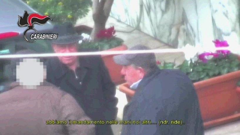 Mafia tra Monreale