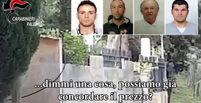 morti arresti domiciliari sequestro