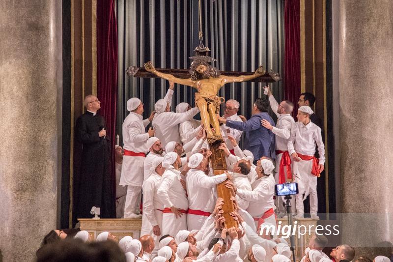 Festa del Santissimo Crocifisso: ecco il programma religioso