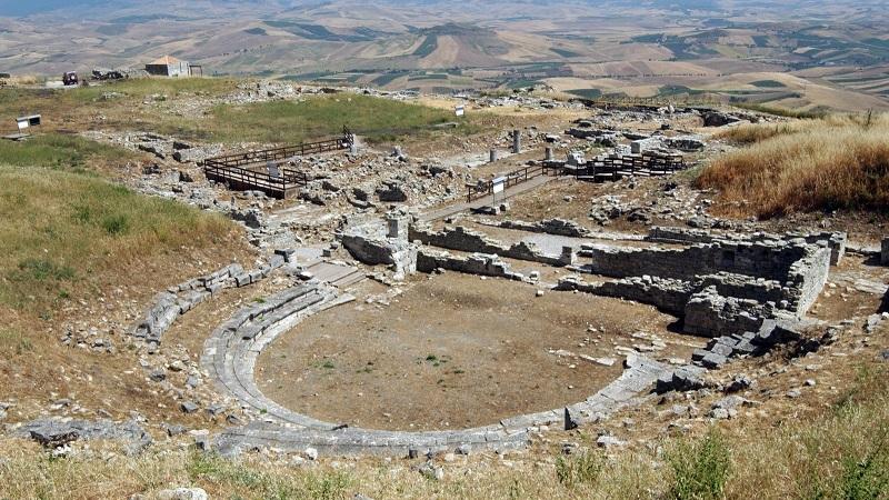 Al parco archeologico di Monte Iato il concerto dei Mattaliano Clarinet Quartet