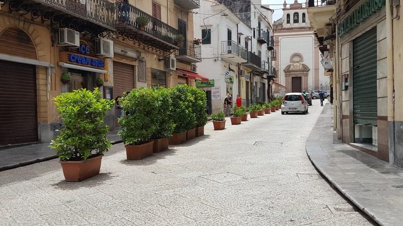 Viabilità, torna il vecchio senso di marcia in via Roma