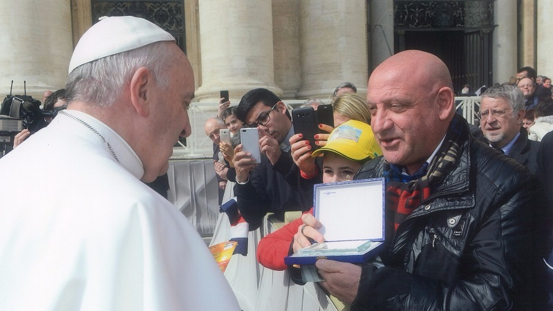 """Papa Francesco scrive al Parlamento della Legalità di Monreale: """"Pregate per me"""""""