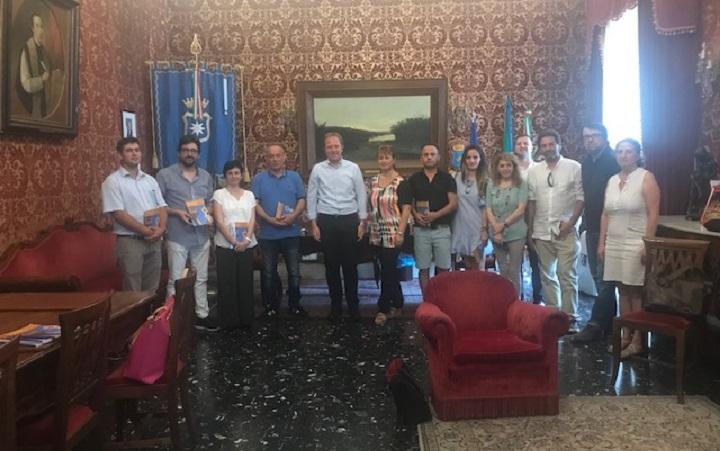"""Erasmus, delegazione di docenti a Monreale per il progetto """"L'Europa ti include"""""""