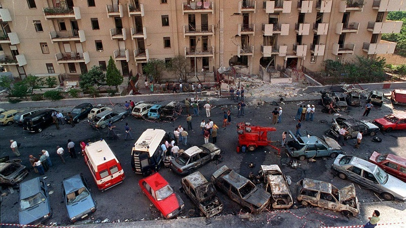 Strage di via D'Amelio: Palermo ricorda Paolo Borsellino e gli agenti della scorta