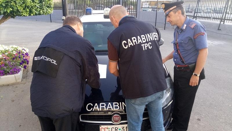 Traffico di beni archeologici siciliani: 23 arresti tra l'Italia e l'estero