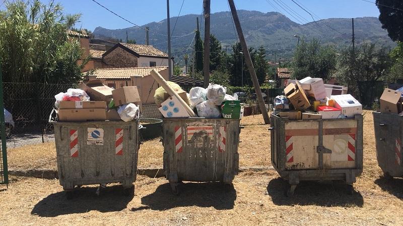 """Piste per i cassonetti, lancio del sacchetto e gare di riciclo: riapre il """"trash park"""""""