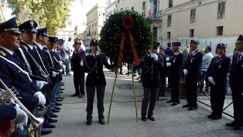 Palermo non dimentica: commemorati Roberto Antiochia, Ninni Cassarà e Gaetano Costa
