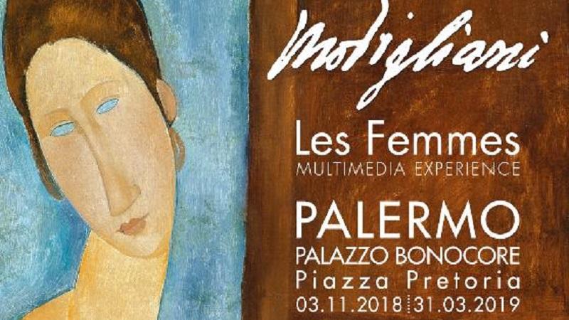 Nel centenario della morte le opere di Modigliani in una mostra multimediale a Palazzo Bonocore