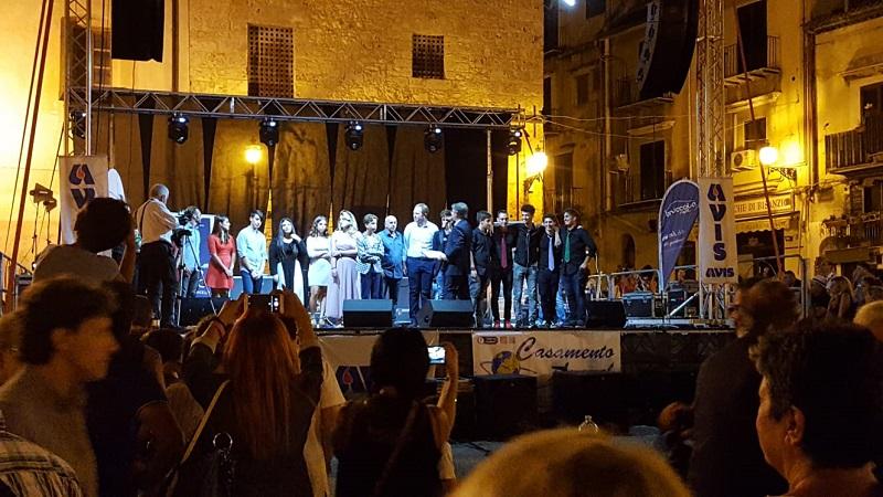 """""""Una voce per Monreale"""", vincono Pietro Messina e Francesca Rasa"""