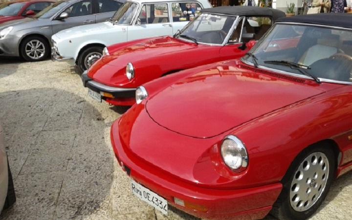 I primi 10 anni del Sicily Alfa Club: la festa all'ombra del duomo di Monreale