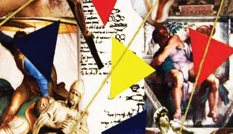 """Frammenti di storie"", la personale di pittura di Francesca Guetta a Monreale"