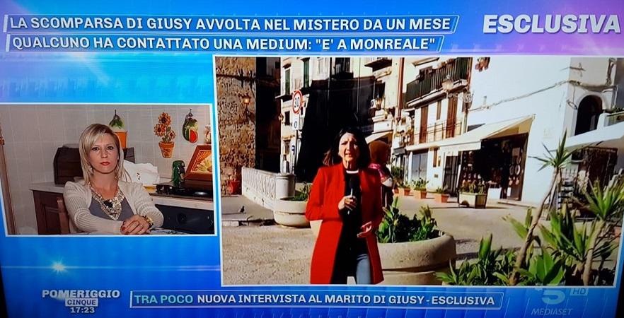 """Giusy Pepi scomparsa a Vittoria. Una sensitiva: """"Si trova a Monreale"""""""