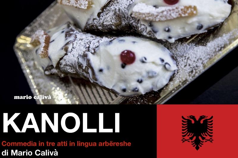 A Piana degli Albanesi una commedia in lingua arbëreshe sul Cannolo