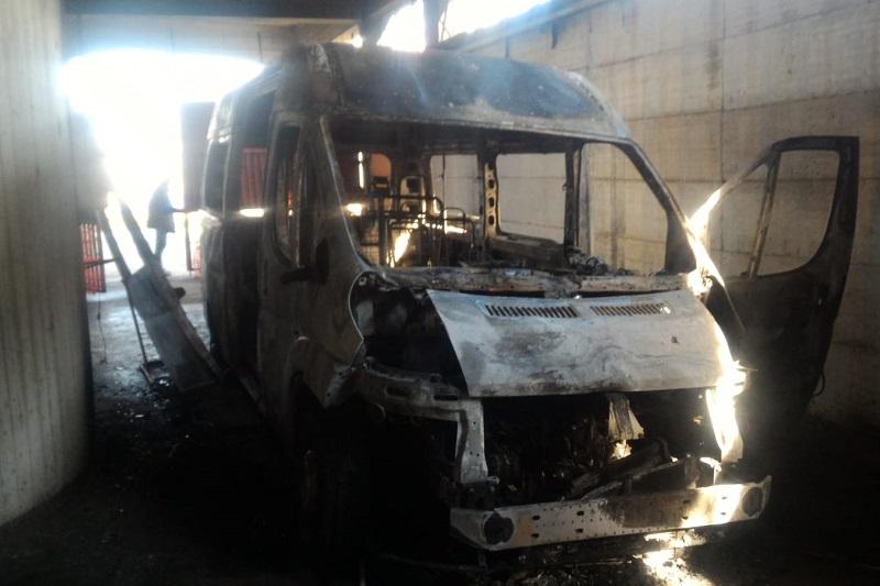 Pulmini dei disabili incendiati a Partinico: la Croce Rossa ne mette a disposizione tre