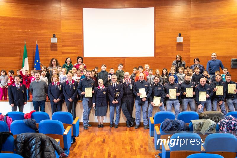 Associazione Polizia di Stato di Monreale: encomio all'Unità Cinofila di Palermo