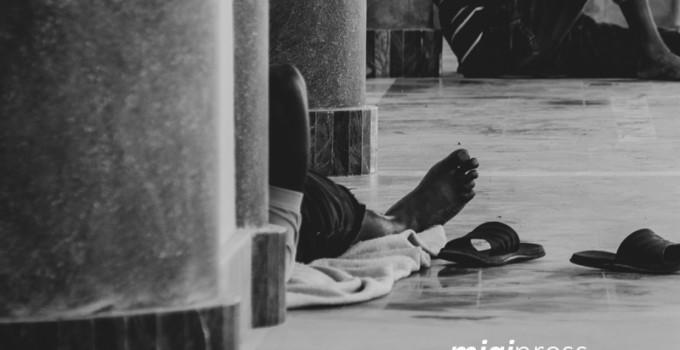 senzatetto accoglienza