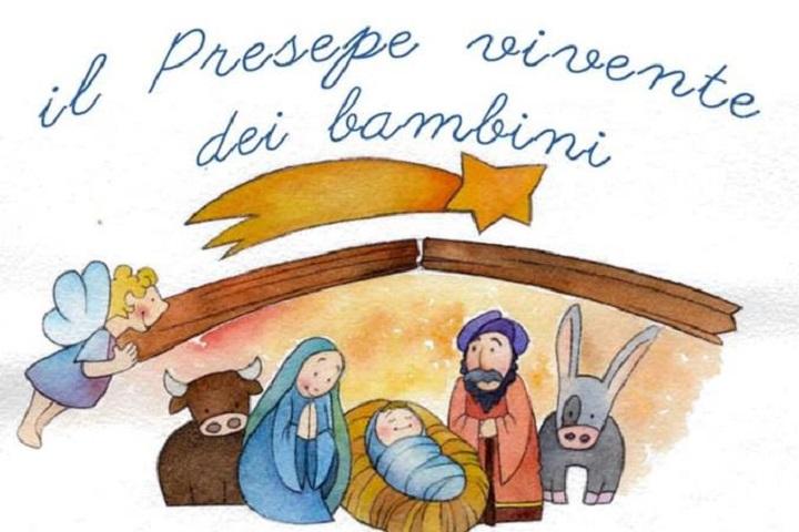 Immagini Natale Presepe.Il Natale Dei Bambini Della Confraternita Del Crocifisso Il