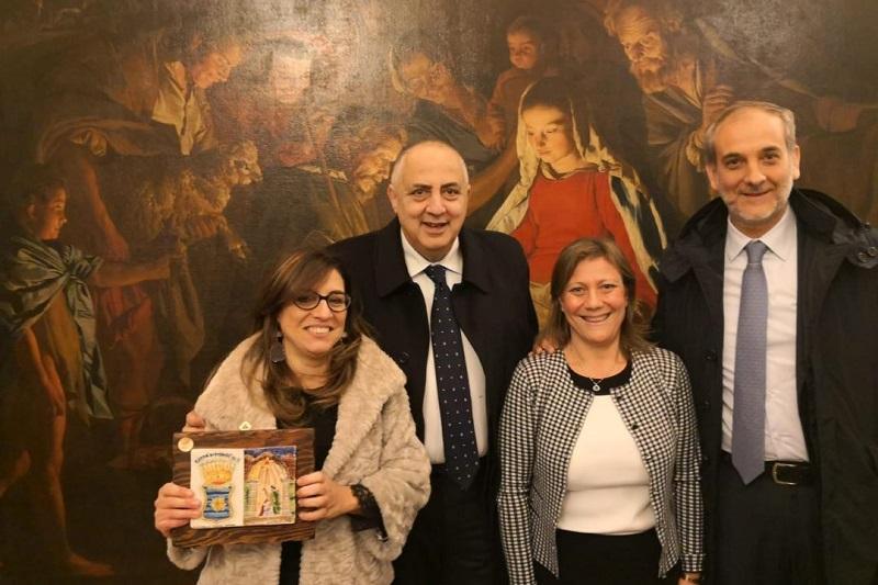 Arte, medicina e filosofia: l'incontro con Lagalla sulla natività di Stomer a Monreale