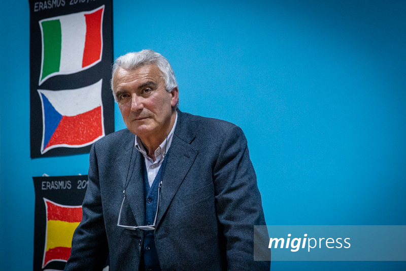 """Toti Gullo saluta Pioppo in lacrime: """"Qui lascio il mio cuore"""""""