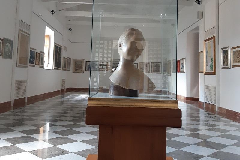 Monreale, si rinnovano gli spazi espositivi della Galleria Civica Sciortino