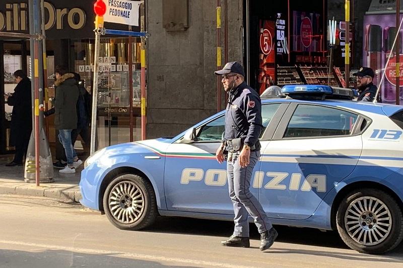 Palermo, si finge cliente e rapina gioielleria: catturato in meno di 24 ore