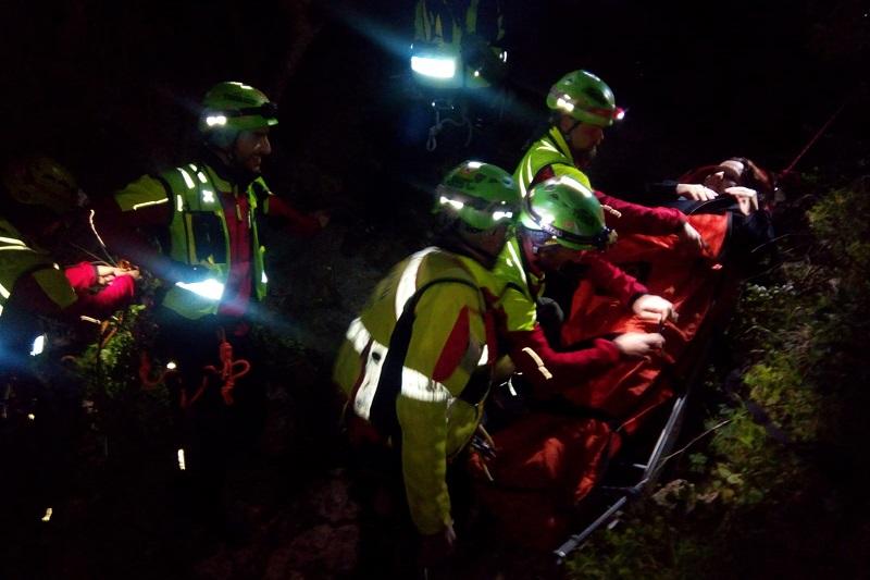 Palermo, escursionista ferita su Monte Pellegrino: intervento del soccorso alpino