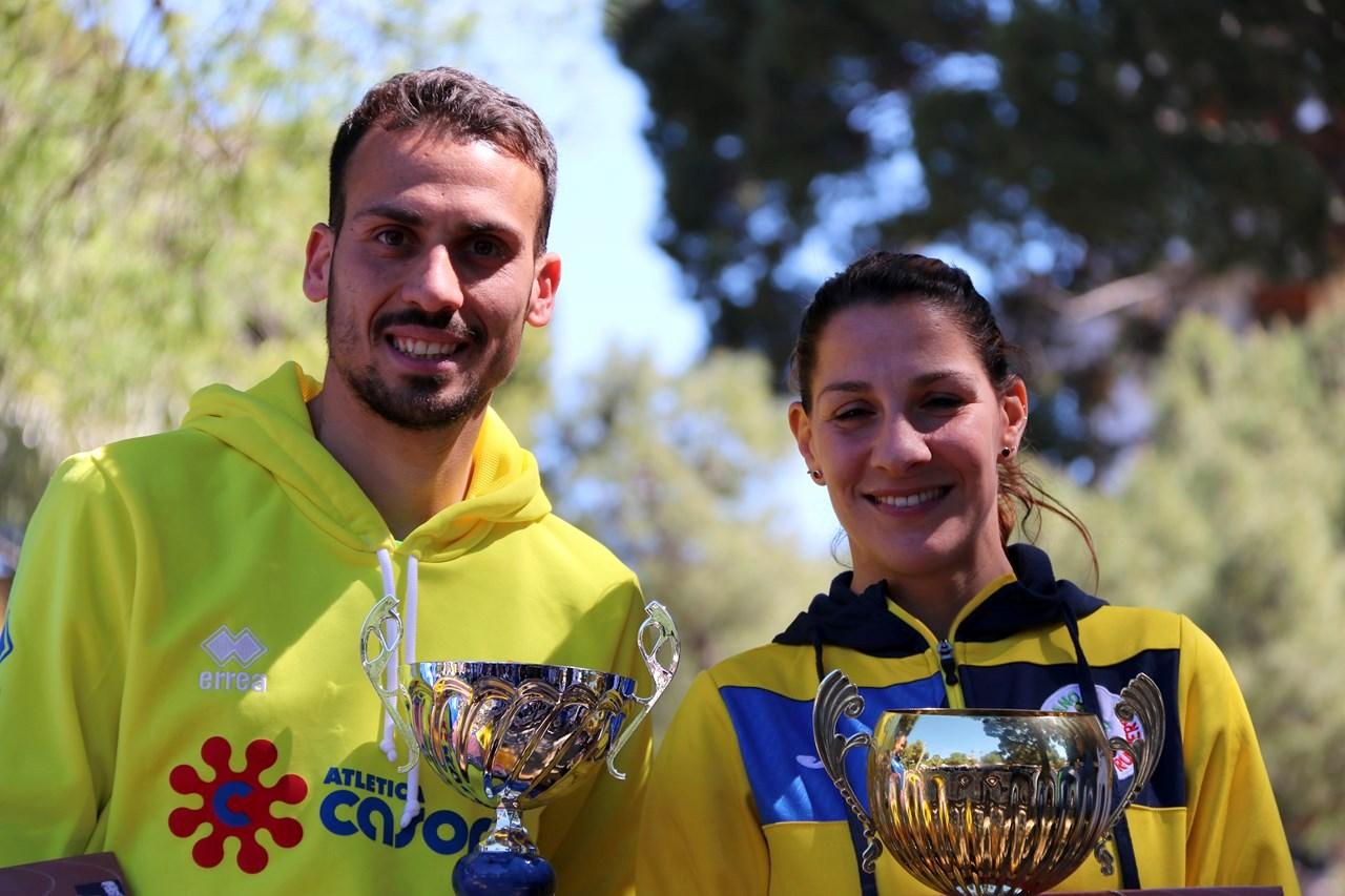 Vivicittà 2019, vincono Vincenzo Agnello e Silvia La Barbera. La parchitana bissa il successo del 2018