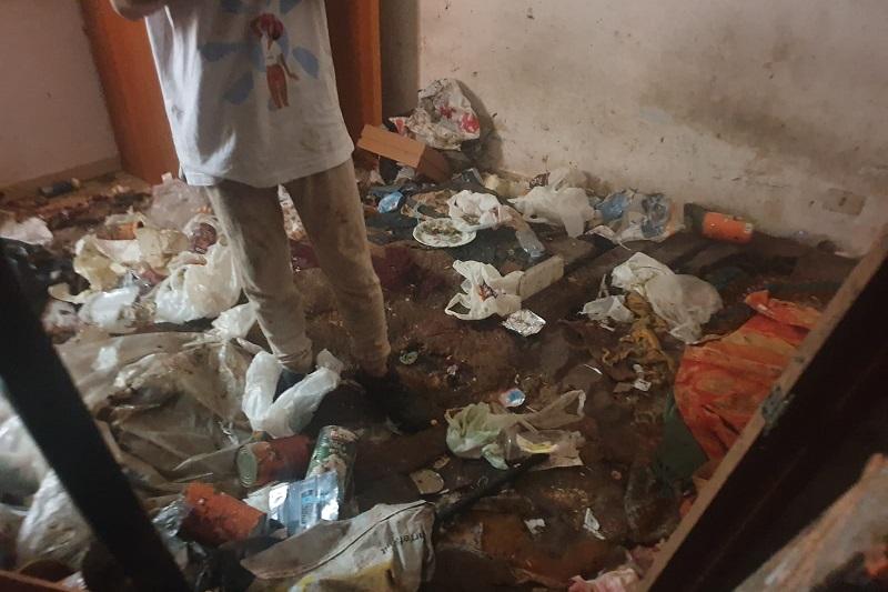 Palermo, 10 cani vivevano tra rifiuti e feci: denunciata 44enne