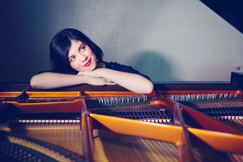 Tour in America e ora Palermo: i successi della musicista monrealese Silvia Vaglica