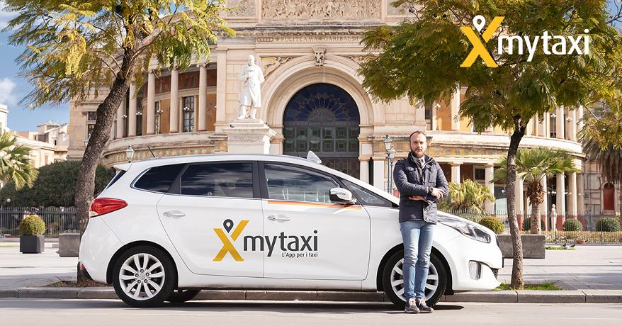 Anche a Palermo arriva mytaxi: e il taxi lo prenoti via App
