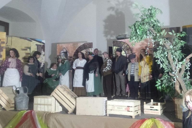 Monreale, è un successo lo spettacolo dei ragazzi dell'associazione Afadi onlus