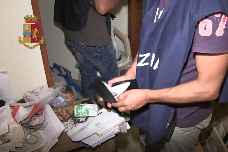 Mafia, colpo alla famiglia di San Lorenzo: 10 arresti. Preso il 'reuccio' dello spaccio