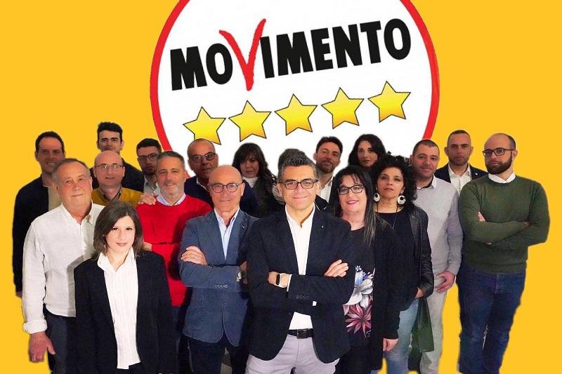 Amministrative 2019, ecco la lista dei candidati per il Movimento 5 Stelle