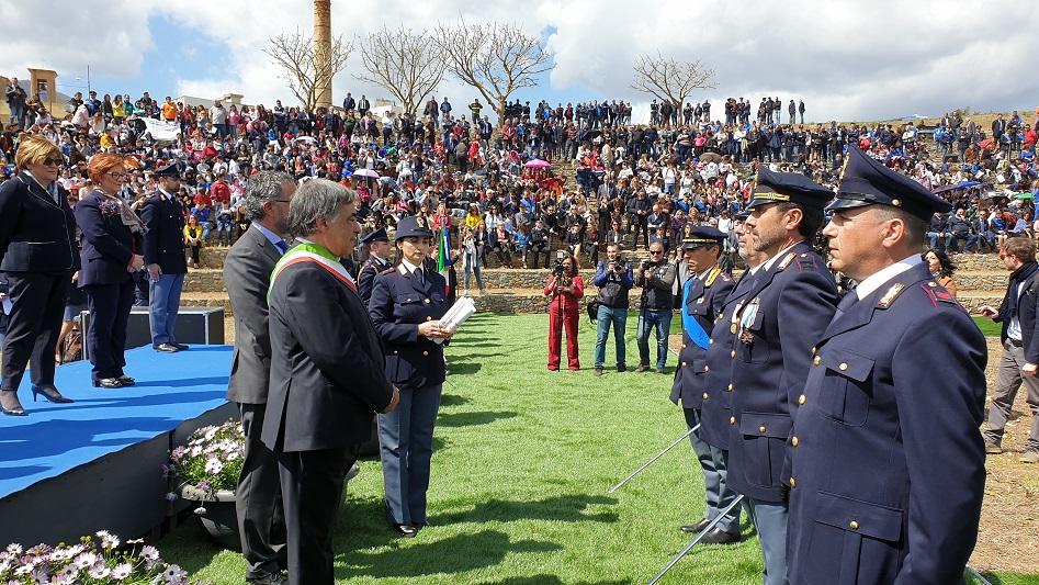 167 anni di polizia. Una festa anche a Palermo