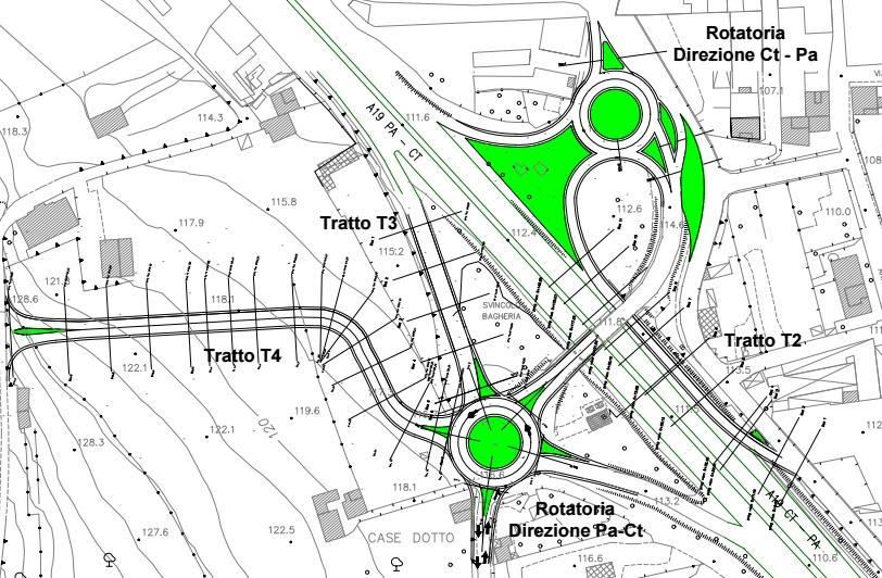 Bagheria avrà un nuovo svincolo autostradale, partiti i lavori: finalmente!