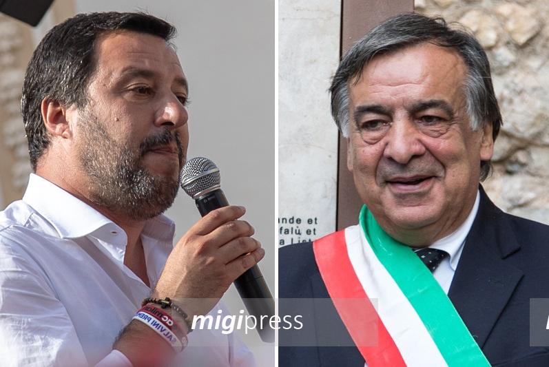 Orlando sfida (ancora) Salvini: 220 iscrizioni all'anagrafe