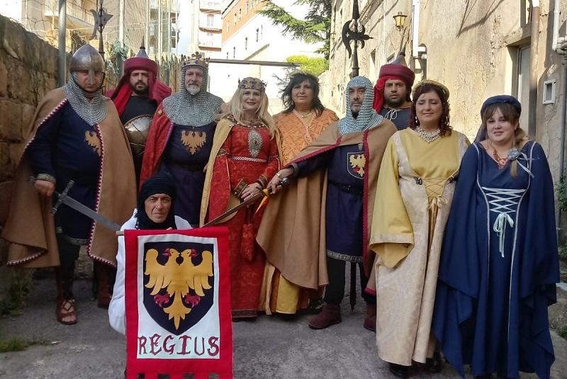 Il gruppo Regius di Monreale vince il concorso della Settimana europea federiciana