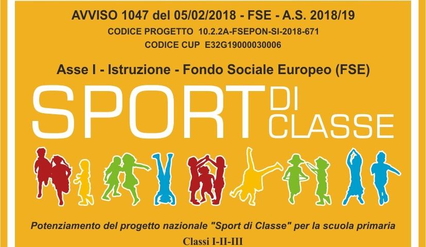 """Corretti stili di vita, inclusione sociale, sport: al via a Pioppo """"Sport di classe"""""""