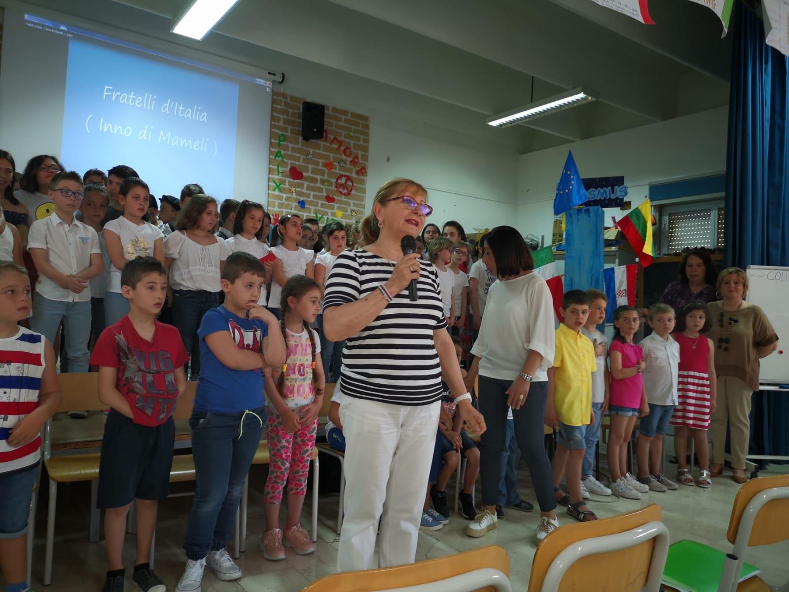 Si chiude l'anno scolastico, alla Morvillo c'è l'Erasmus Day