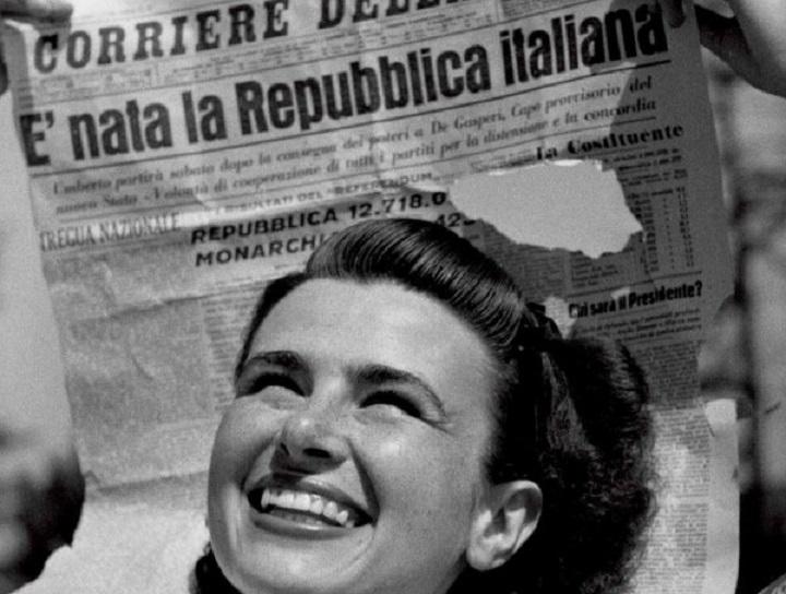 """Festa della Repubblica, il presidente Mattarella: """"E' la Festa degli italiani"""""""