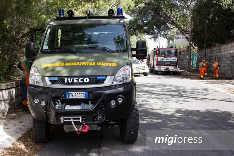 Lotta agli incendi, la Regione stanzia 25 milioni per i nuovi mezzi della Forestale
