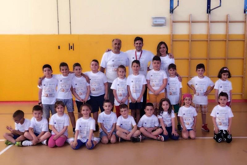 """""""Sport in classe"""", al via il progetto per i bambini della Navarra di Pioppo"""