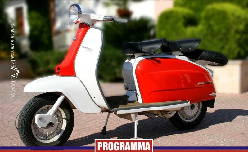 La Lambretta sbarca a Monreale con il raduno del Club Sicilia
