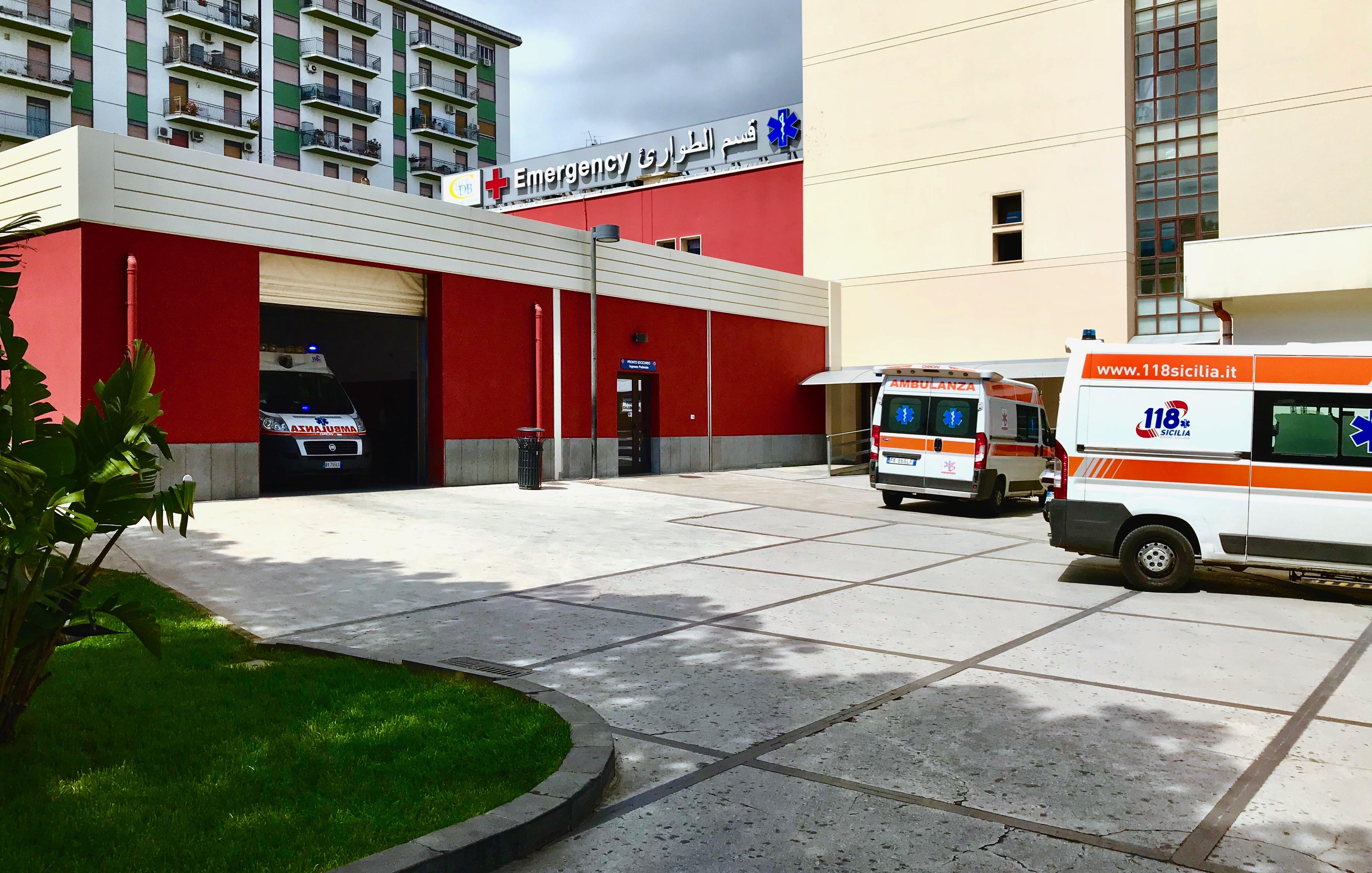 Preso a pugni durante una lite: muore al Civico di Palermo
