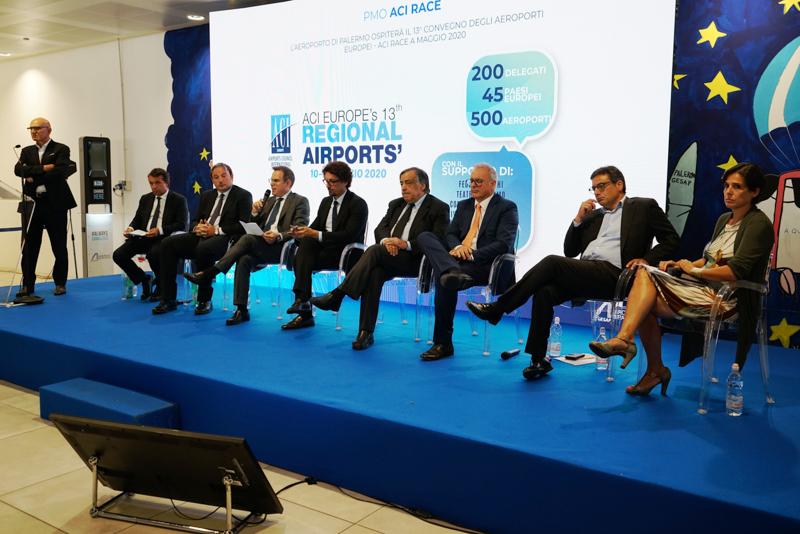 Palermo, via ai lavori per l'ampliamento: ecco l'aeroporto del futuro