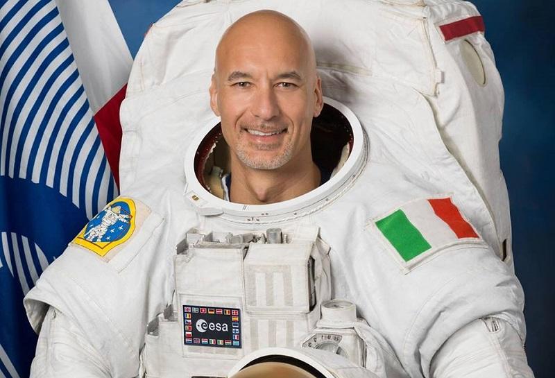 """""""Beyond"""", il siciliano Luca Parmitano si prepara a tornare nello spazio"""