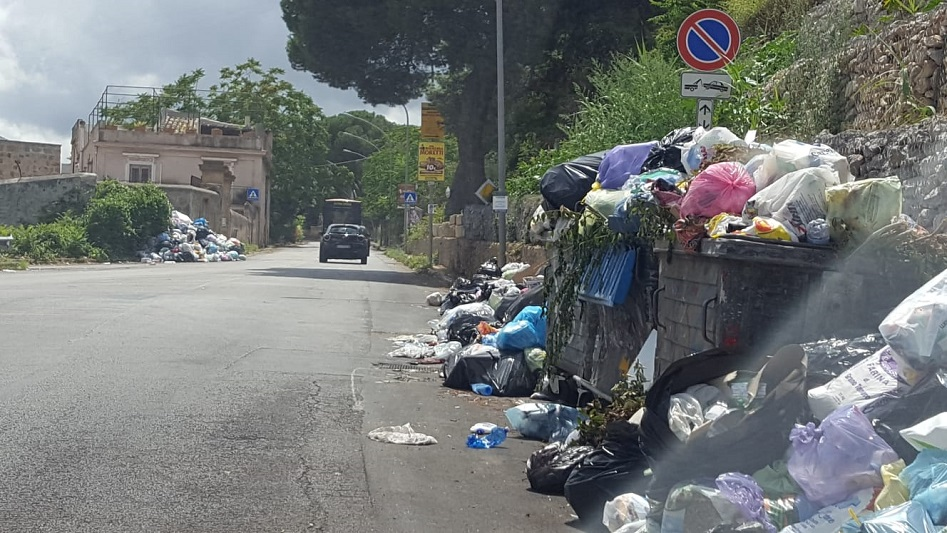 Rifiuti, nuova rivoluzione a Monreale: via la Mirto arriva la New System
