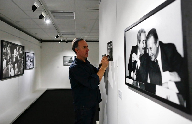 World Press Photo, a Palazzo Drago public lecture con Tony Gentile